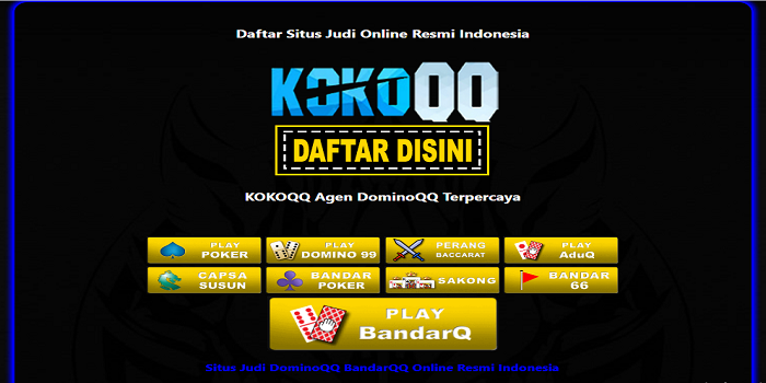 On-line Playing Web Websites That Present The situs judi online